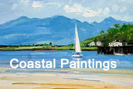 Robert Kelsey's Coastal Paintings Gallery