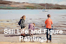 Robert Kelsey's Still Life and Fgure Paintings Gallery