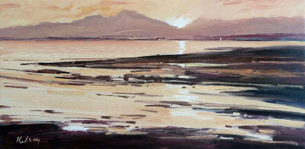 RK0107-EVENING LIGHT, SKYE