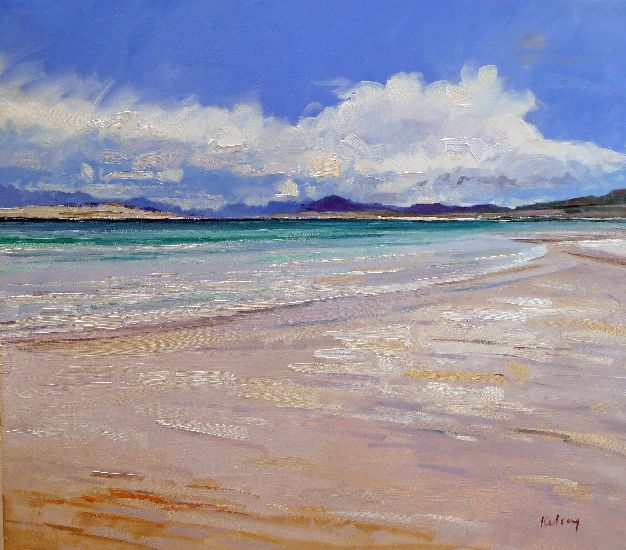 RK0117-A DESERTED BEACH ON HARRIS