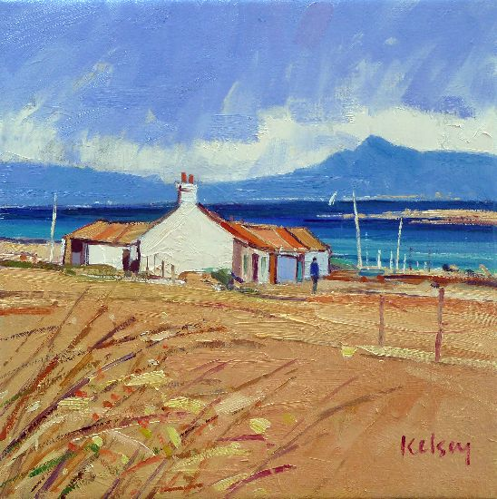 RK0132-FARM BUILDINGS, IONA