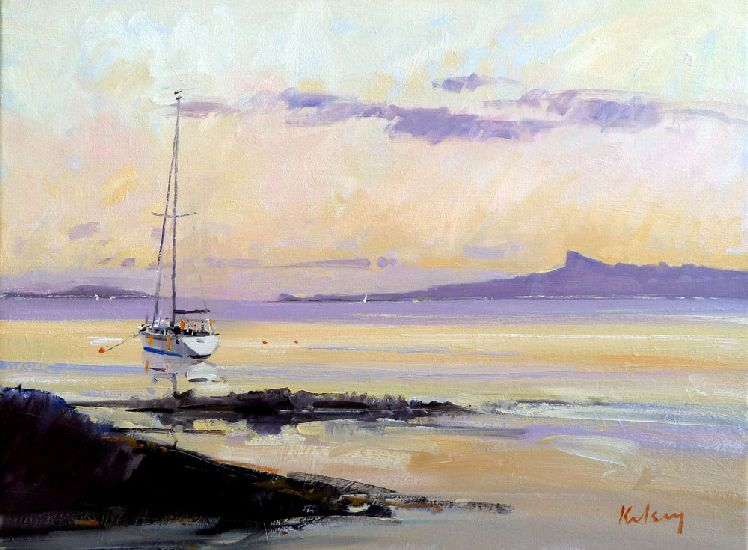 RK0151-EVENING MOORING, ARISAIG