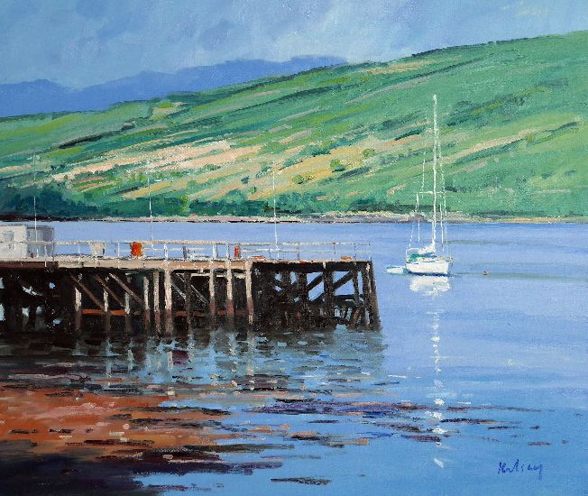 RK0154-Still Morning, Loch Fyne