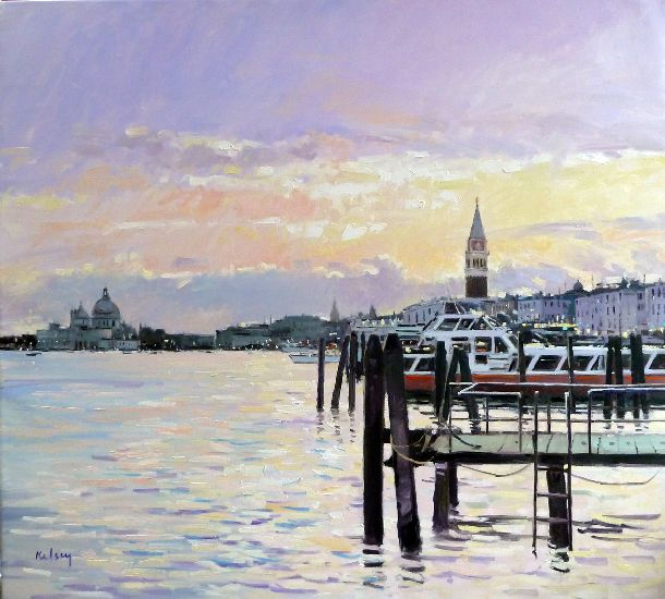 RK0169-VENICE TWILIGHT