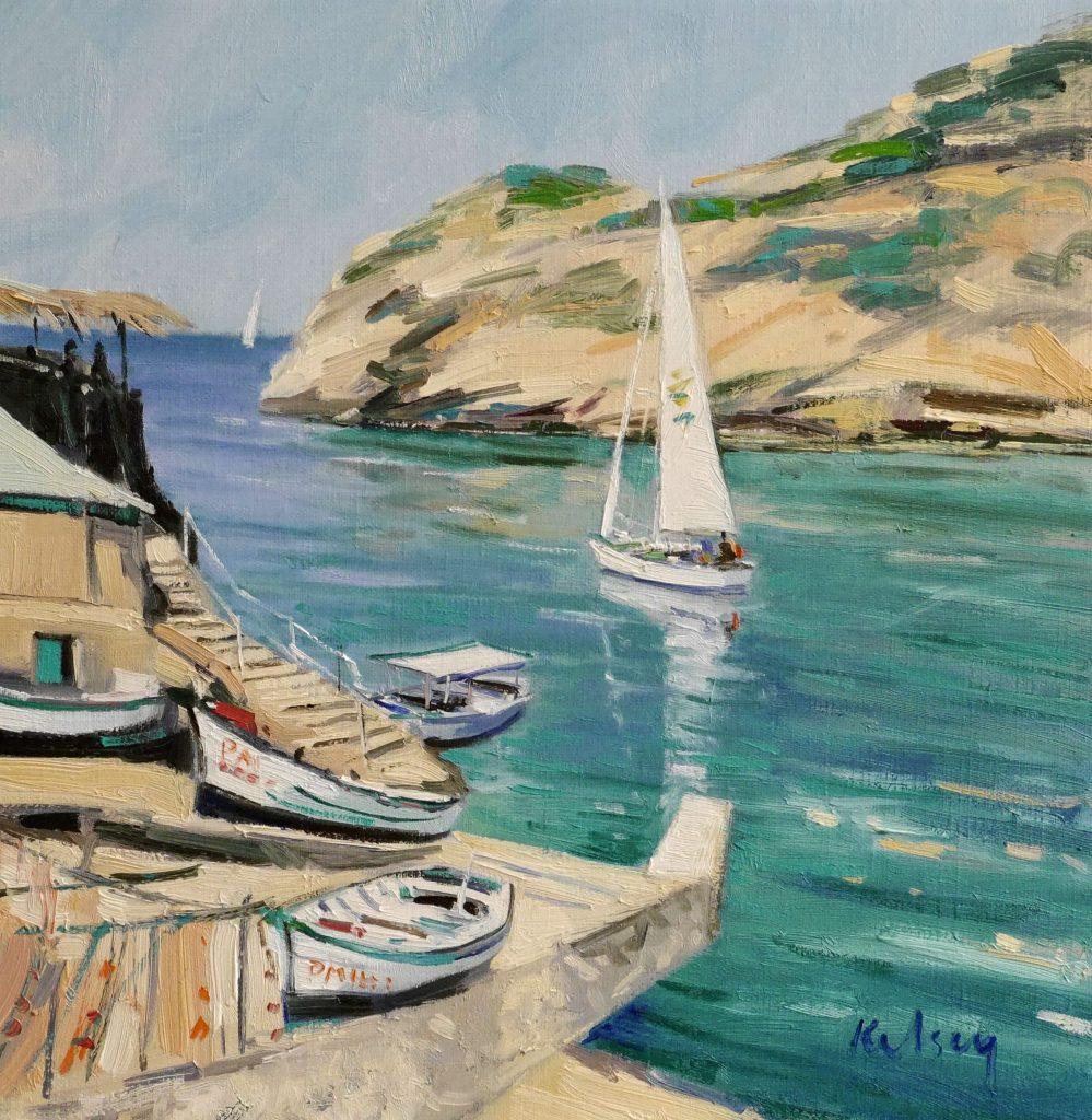Quiet Cove, Mallorca 07 17