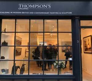 Thompson's Gallery London