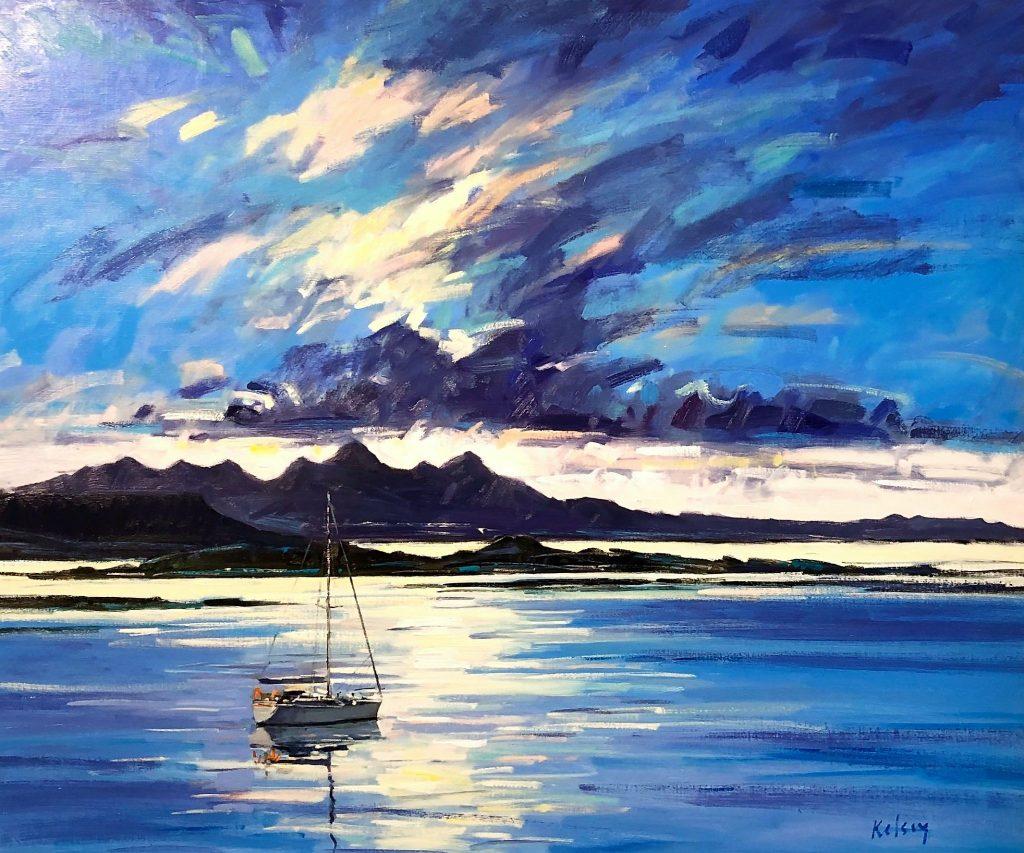 Island Sunset 11 18
