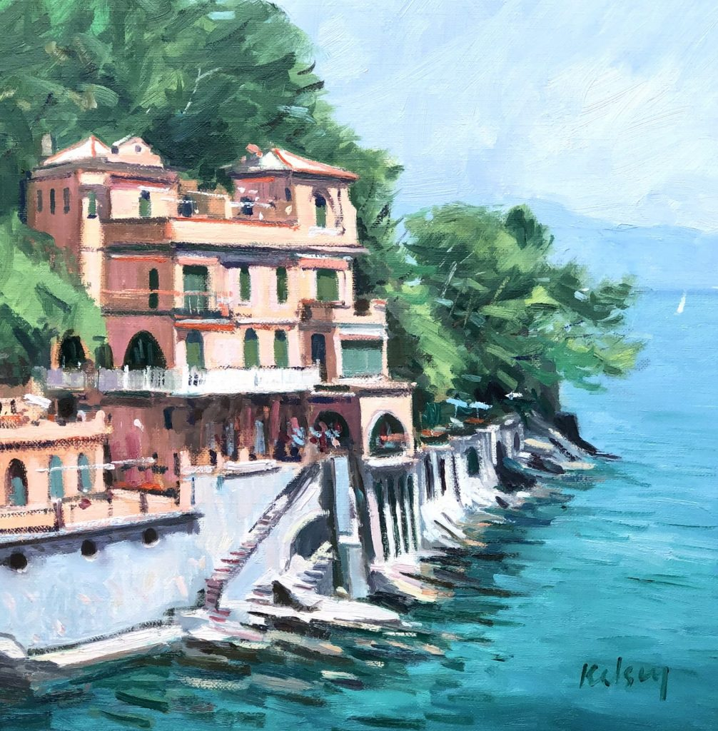 Coastal Villa, Portofino 05 19
