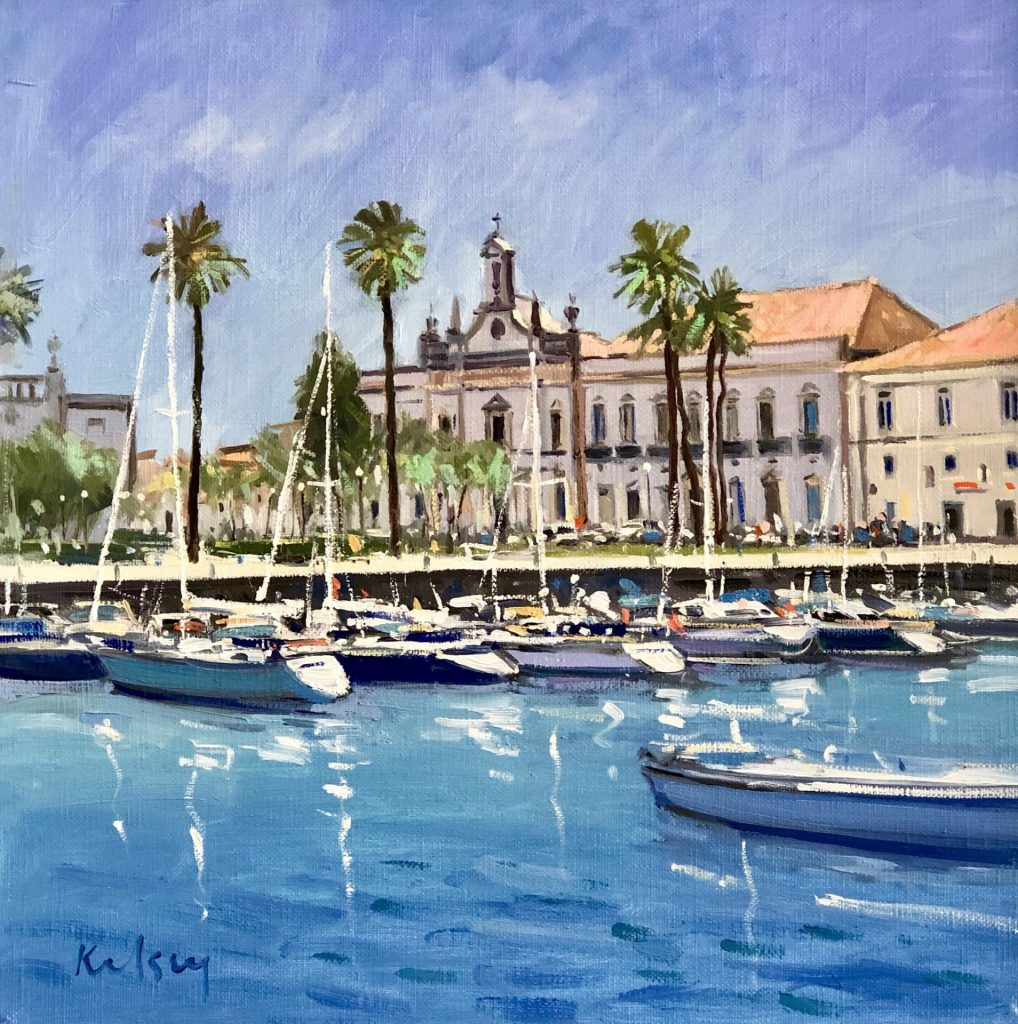 The Old Harbour, Faro 08 19