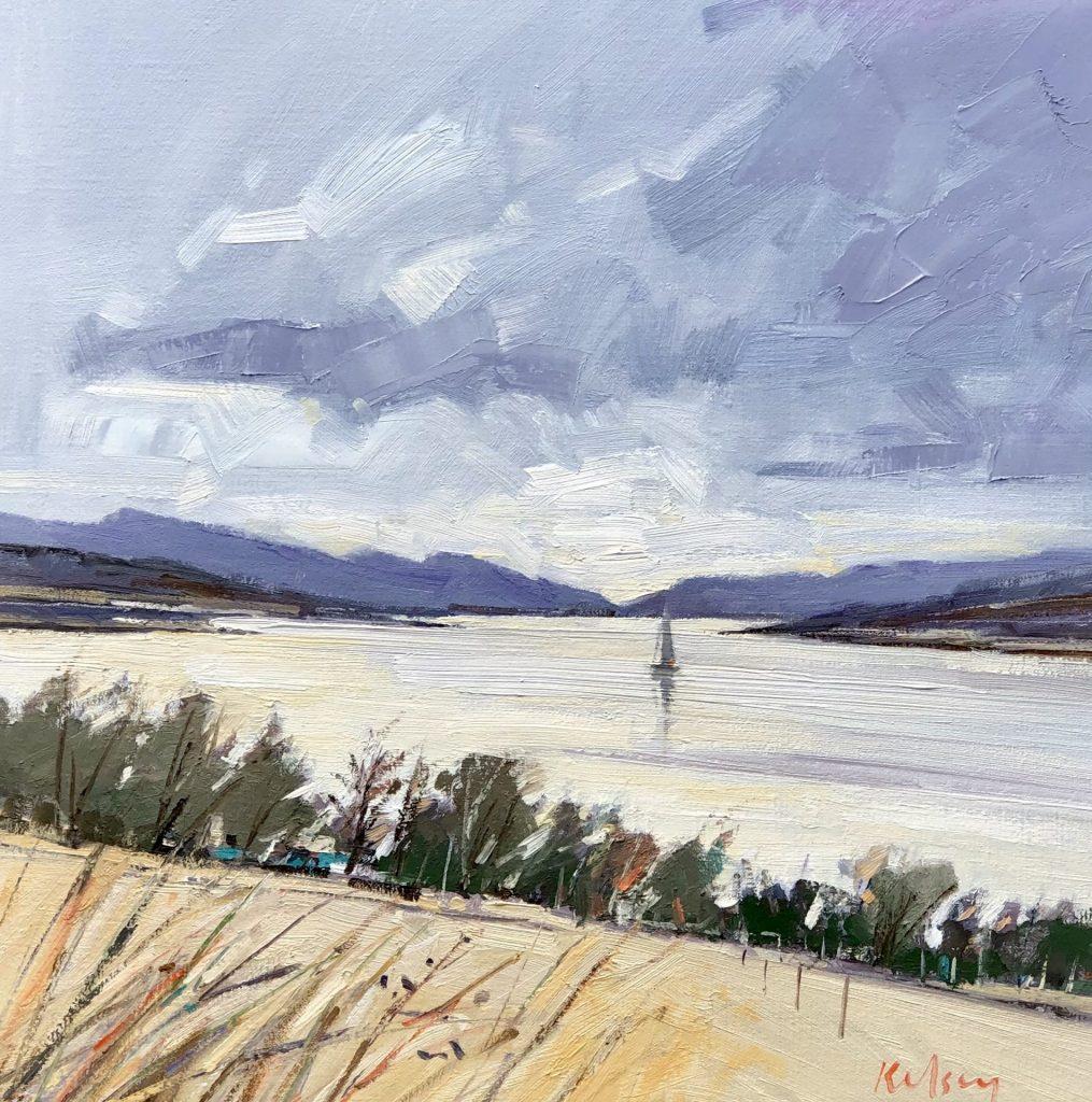 Above Loch Tay 03 21