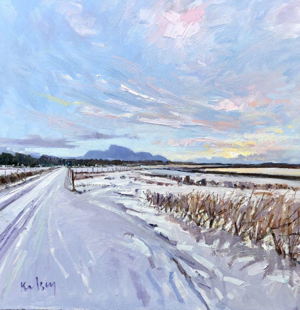Winter Morning, Ardnamurchan 03 21